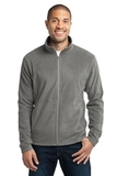 Microfleece Jacket Pearl Grey Thumbnail