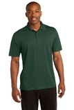Micropique Sport-wick Pocket Polo Forest Green Thumbnail