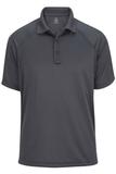 Edwards Men's Tactical Snag-proof Short Sleeve Polo Steel Grey Thumbnail