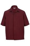 Batiste Unisex Service Shirt Burgundy Thumbnail