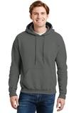 Ultrablend Pullover Hooded Sweatshirt Charcoal Thumbnail