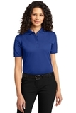Women's Dry Zone Ottoman Polo Shirt Royal Thumbnail