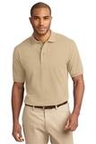 100% Cotton Polo Shirt Stone Thumbnail