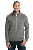 Microfleece Jacket Pearl Grey Thumbnail
