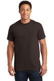 Ultra Cotton 100 Cotton T-shirt Dark Chocolate Thumbnail