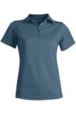 Women's Dry-mesh Hi-performance Polo Slate Blue Thumbnail