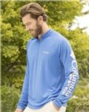 Columbia Terminal Tackle Long Sleeve Quarter-Zip Shirt Thumbnail