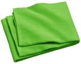 Beach Towel Bright Lime Thumbnail