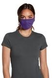 V.I.T. Shaped Face Mask 5 pack (100 packs 1 Case) Heather Purple Thumbnail
