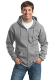 Tall Ultimate Full-zip Hooded Sweatshirt Athletic Heather Thumbnail