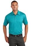 Trace Heather Polo Shirt Tropic Blue Heather Thumbnail