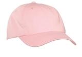 Garment-washed Cap Light Pink Thumbnail