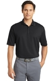 Nike Golf Tall Dri-FIT Micro Pique Polo Black Thumbnail