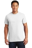 Ultra Cotton 100 Cotton T-shirt White Thumbnail