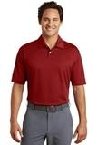 Nike Golf Dri-FIT Pebble Texture Polo Shirt Varsity Red Thumbnail