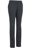 Women's Edwards Slim Chino Flat Front Pant Steel Grey Thumbnail