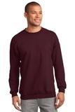 Crewneck Sweatshirt Maroon Thumbnail