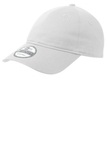 New Era Adjustable Unstructured Cap White Thumbnail