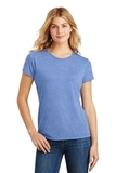 Women's Made Perfect Tri Crew Tee Maritime Frost Thumbnail
