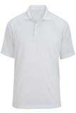 Edwards Men's Tactical Snag-proof Short Sleeve Polo White Thumbnail