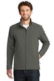 The North Face Tech Stretch Soft Shell Jacket Asphalt Grey Thumbnail