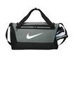 Nike Small Brasilia Duffel Flint Grey Thumbnail