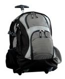 Wheeled Backpack Dark Grey with Black Thumbnail