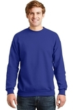 Comfortblend Crewneck Sweatshirt Deep Royal Thumbnail