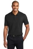 Stain-resistant Polo Shirt Black Thumbnail