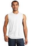 Young Men's VIT Muscle Tank White Thumbnail