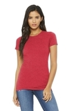 BELLACANVAS Women's The Favorite Tee Heather Red Thumbnail