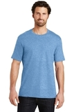 Short Sleeve Perfect Weight District Tee Clean Denim Thumbnail