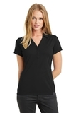 Women's OGIO Framework Polo Blacktop Thumbnail