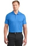 Nike Golf Dri-FIT Embossed Tri-Blade Polo Brisk Blue Thumbnail