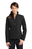 Women's Eddie Bauer Rugged Ripstop Soft Shell Jacket Black with Black Thumbnail