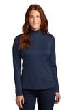 Ladies Endeavor 1/4-Zip Pullover Dark Royal Heather Thumbnail