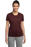 Women's PosiCharge Competitor Tee Maroon Thumbnail