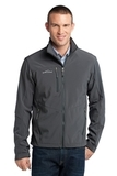 Eddie Bauer Soft Shell Jacket Grey Steel Thumbnail