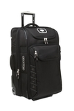 OGIO Canberra 26 Travel Bag Black with Silver Thumbnail