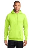 7.8-oz Pullover Hooded Sweatshirt Neon Yellow Thumbnail