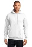 7.8-oz Pullover Hooded Sweatshirt White Thumbnail