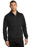 1/2-Zip Job Shirt Black Thumbnail