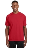 Dry Zone Short Sleeve Raglan T-shirt True Red Thumbnail