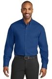 Red House NonIron Twill Shirt Blue Horizon Thumbnail