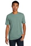 Next Level Unisex Poly/Cotton Tee Stonewash Green Thumbnail