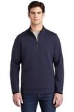 Triumph 1/4-Zip Pullover Navy Thumbnail