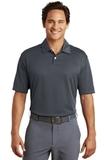 Nike Golf Dri-FIT Pebble Texture Polo Shirt Dark Grey Thumbnail