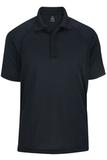 Edwards Men's Tactical Snag-proof Short Sleeve Polo Navy Thumbnail