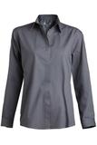 Women's Cafe Shirt Dark Grey Thumbnail