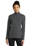 Ladies Exchange 1.5 Long Sleeve 1/2-Zip Graphite Heather Thumbnail